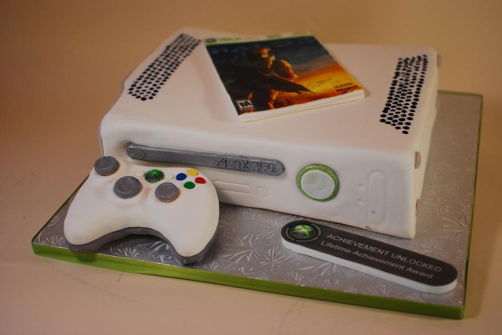13 Xbox Cakes 4 Photo