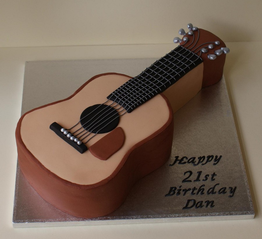 12 guitar cake template cakes photo guitar birthday cake free acoustic guitar cake template maxwellsz