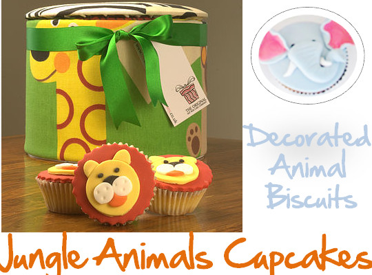 10 Photos of Animal Themed Birthday Cakes At Giant Food Store