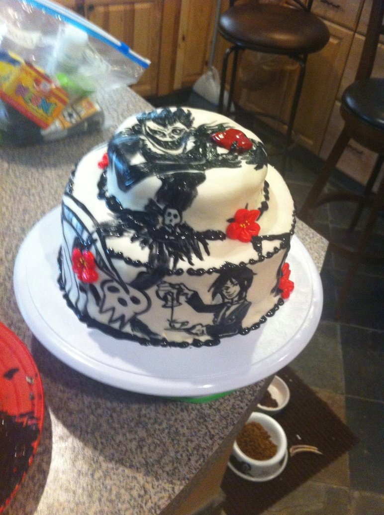10 Where To Get Anime Cakes Photo Ultimate Anime Cakes Gallery