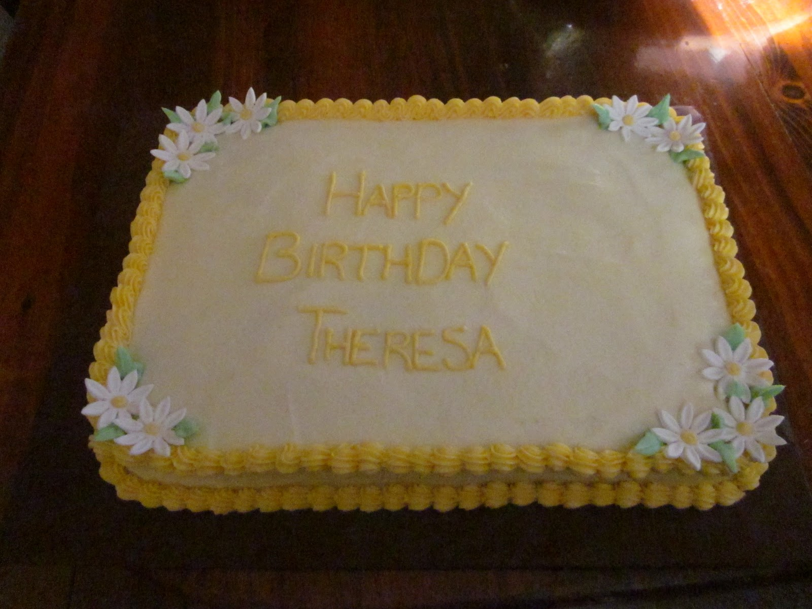 Birthday Sheet Cake Designs