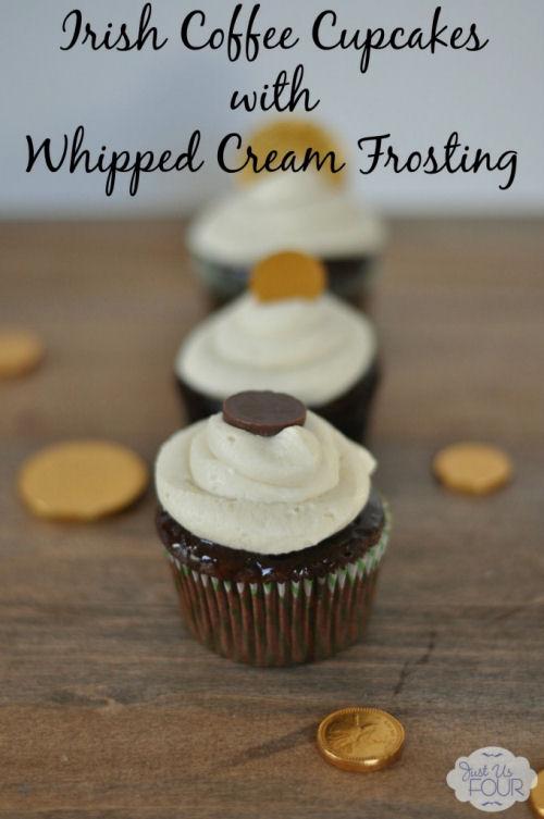 8 Photos of Coffee Cupcakes With Irish Cream Frosting