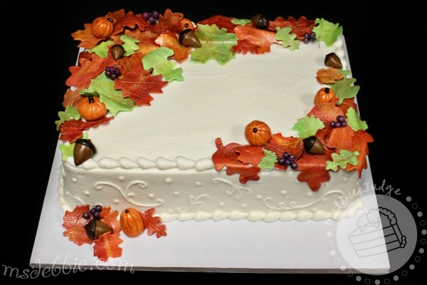 6 Photos of Fall Wedding Shower Cakes Pinterest