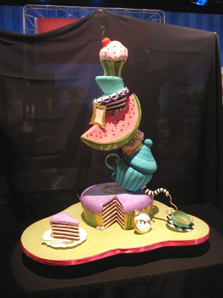 Food Network Cake Challenge