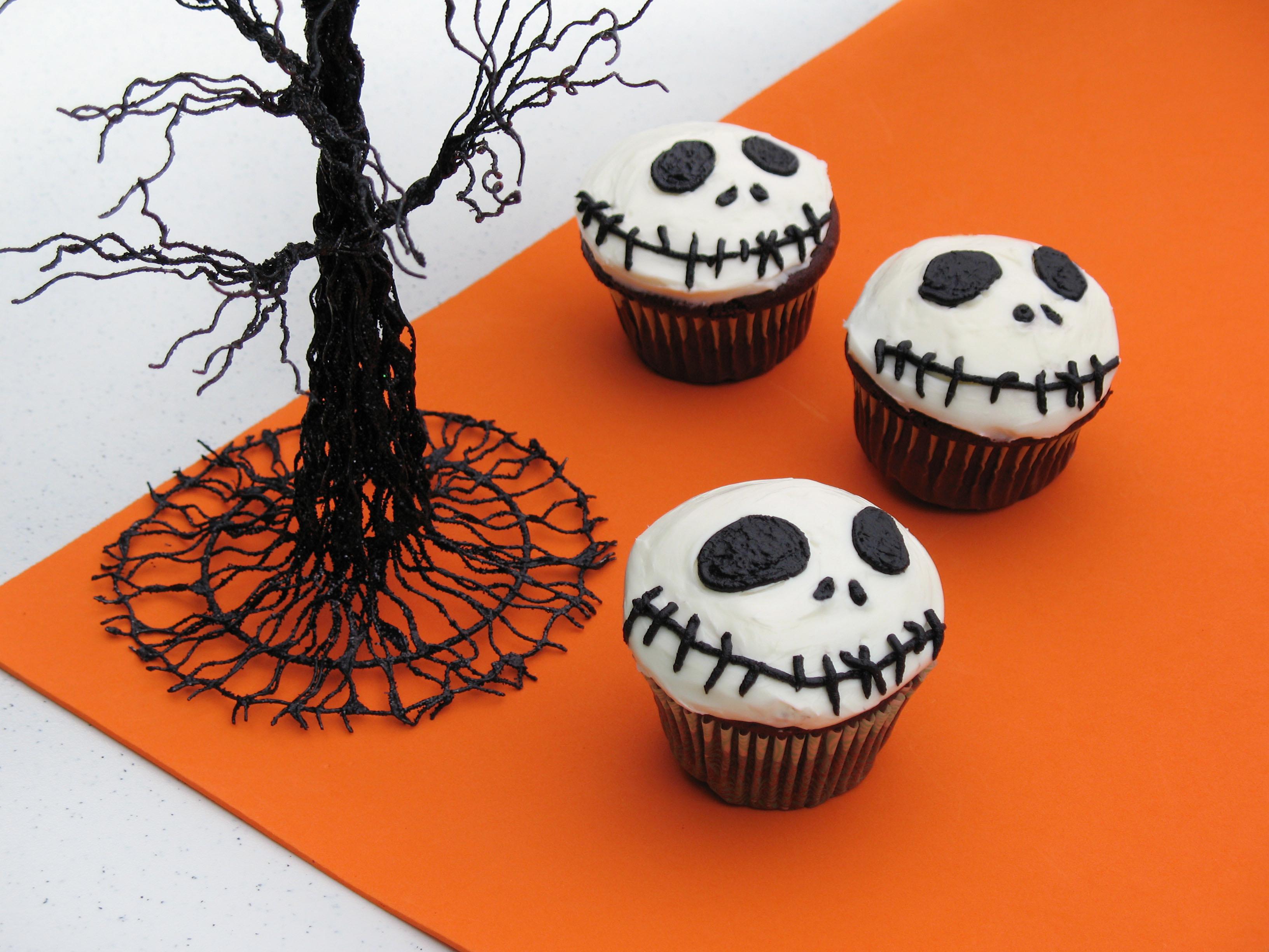 10 Photos of Jack Cupcakes Halloween