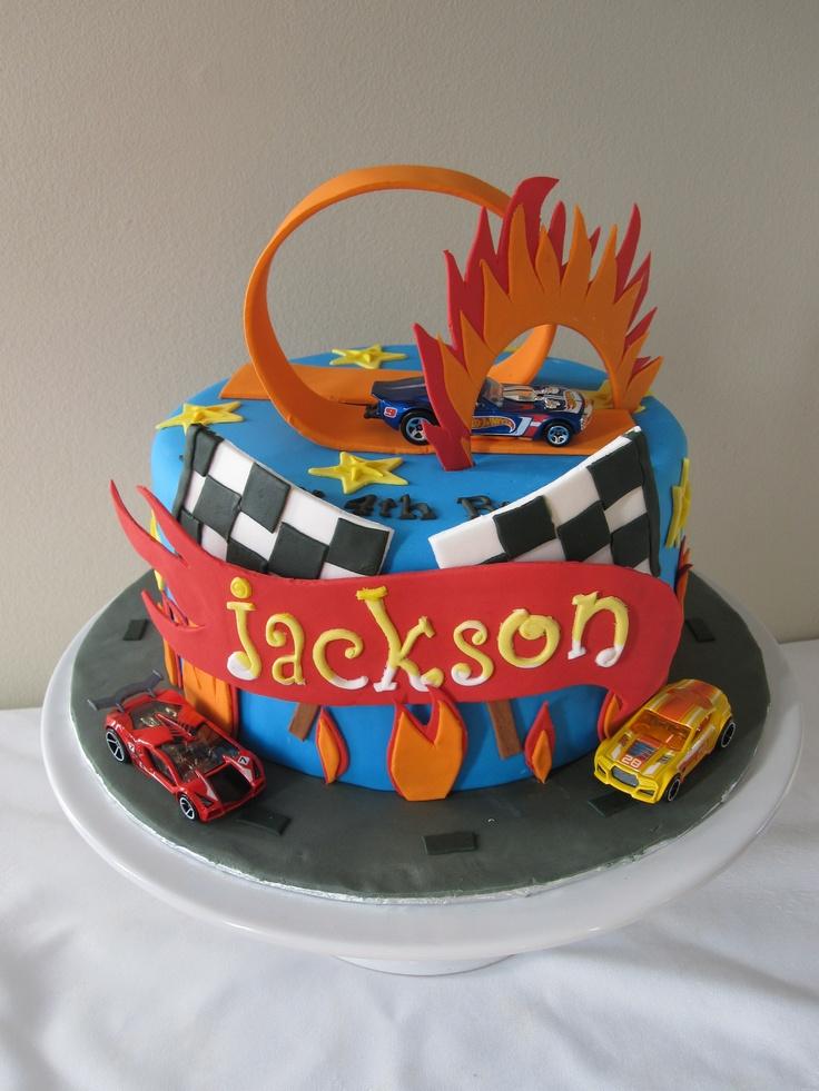 11 Heb Hot Wheels Cakes Photo Hot Wheels Birthday Cake Ideas Hot