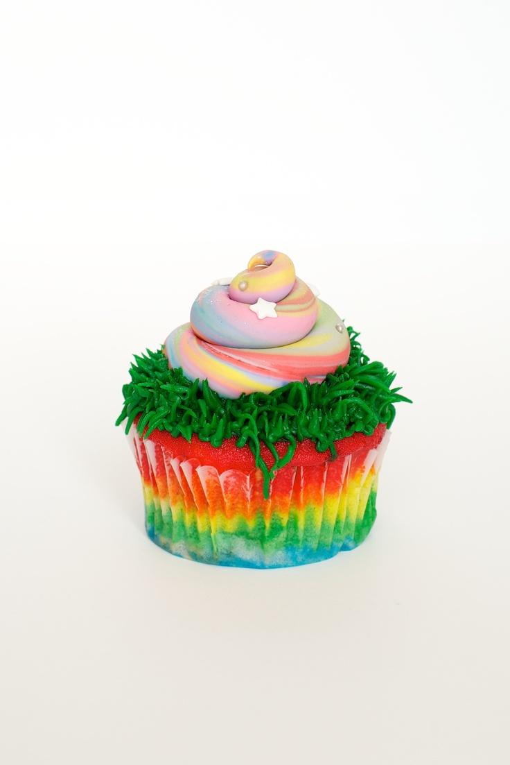 9 Photos of Nadia Unicorn Poop Cupcakes