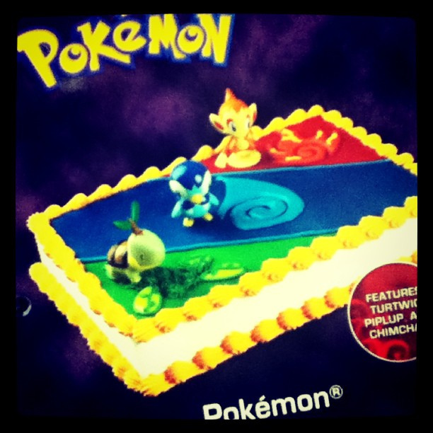 Pokemon Birthday Cakes Walmart