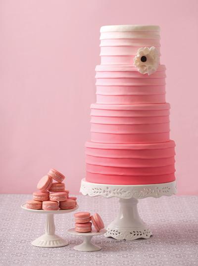 8 Photos of New Orleans Wedding Cakes Fondant