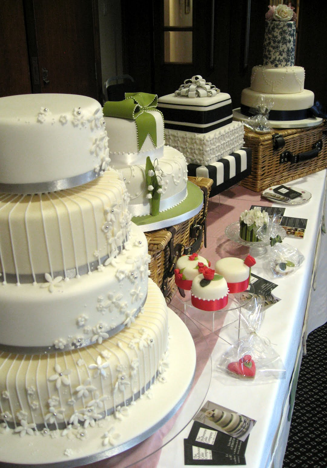 11 Photos of Bridal Cakes Inc
