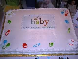 11 Photos of Wegmans Cakes Baby Shower