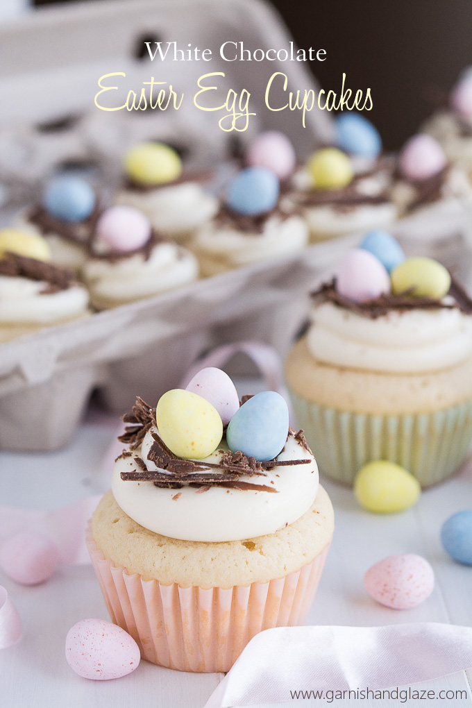 10 Photos of Easter Story Egg Cup Cakes