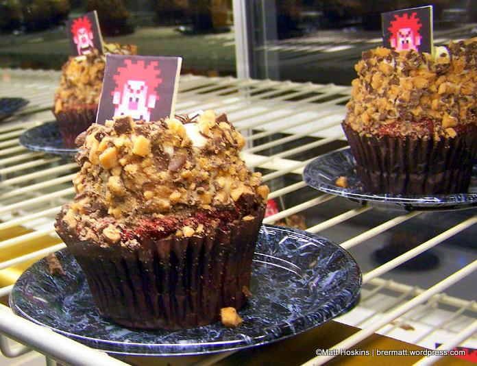 Wreck-It Ralph Cupcake Cake