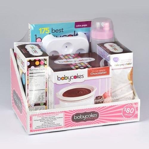 Baby Cakes Chocolatier