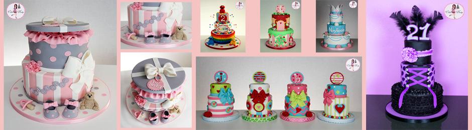 7 Photos of Fondant Cakes In Houston