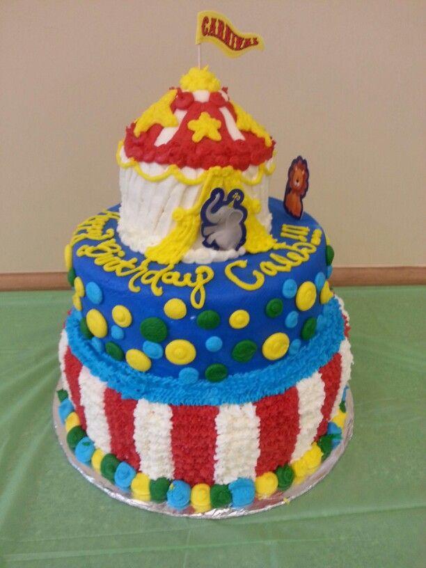 Birthday Cakes Buttercream No Fondant