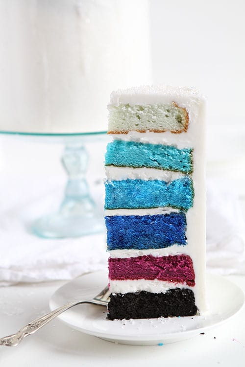 Disney Frozen Cake Layer
