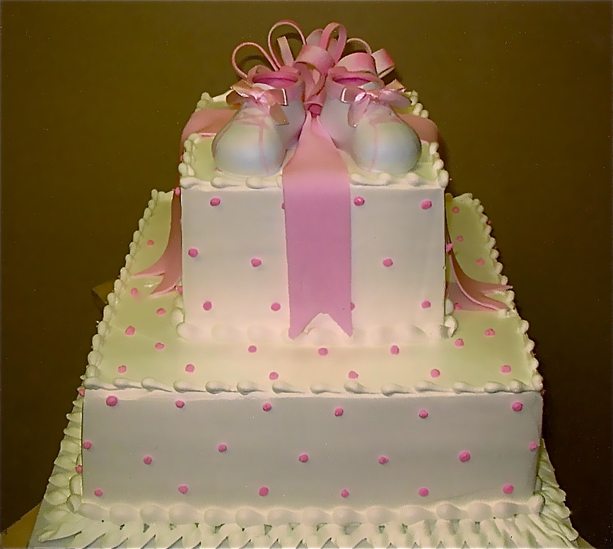 Giant Eagle Bakery Baby Shower Cake Designs