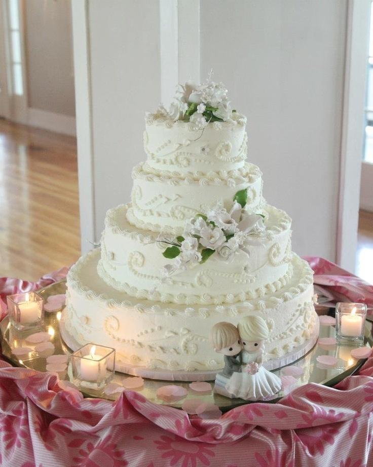 Giant Eagle Bakery Wedding Cakes