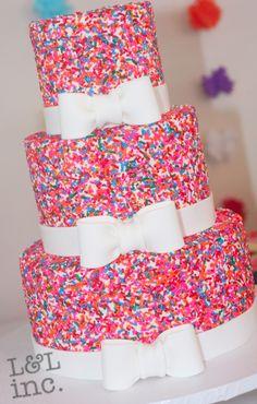 Pretty Birthday Cakes for Girls
