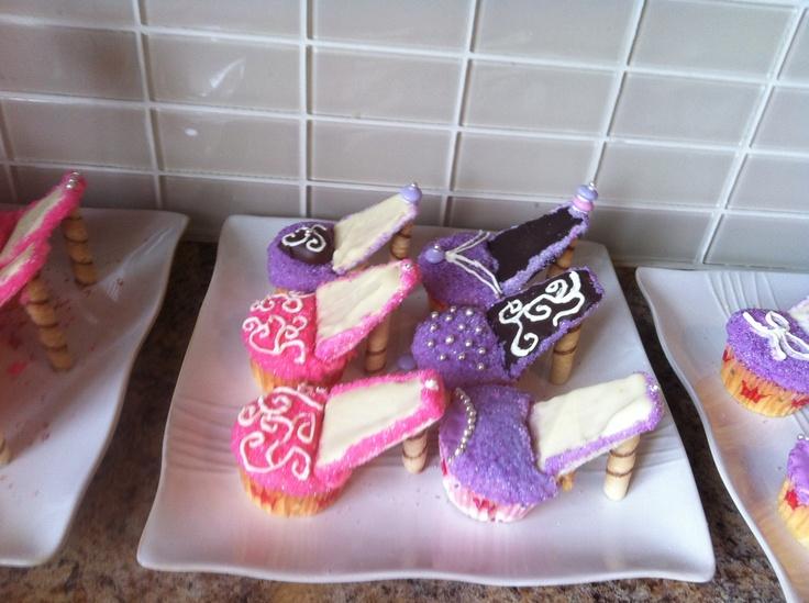 Princess Tea Party Cupcake