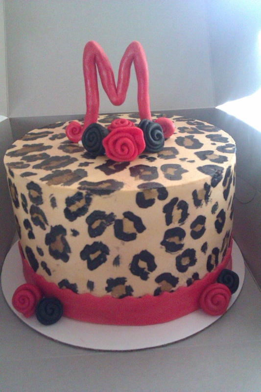 Remarkable 12 Cheetah Birthday Cupcakes Photo Cheetah Birthday Cake Red Personalised Birthday Cards Vishlily Jamesorg