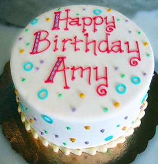 Cool 9 Easy Round Cakes Photo 8 Inch Round Cake Simple Round Cake Funny Birthday Cards Online Hendilapandamsfinfo