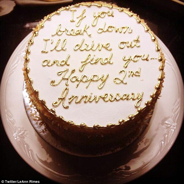 9 Photos of 3rd Anniversary Cakes With Sayings
