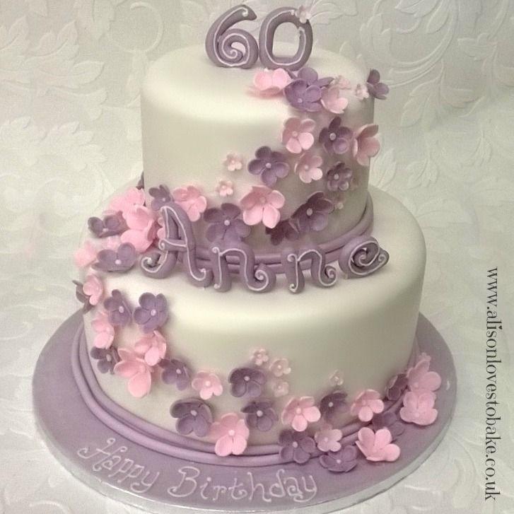 2 Tier Birthday Cake Ideas