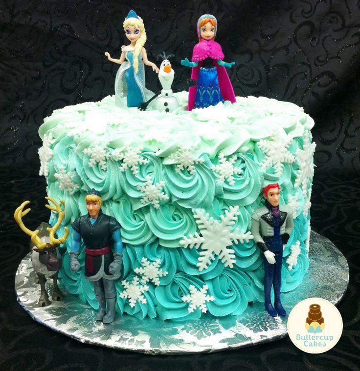 Groovy 12 Frozen Birthday Cakes Cartoon Photo Cartoon Frozen Cake Funny Birthday Cards Online Hetedamsfinfo
