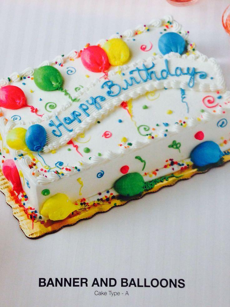 13 Sheet Cakes For Men Balloons Photo Balloon Birthday Cake Idea