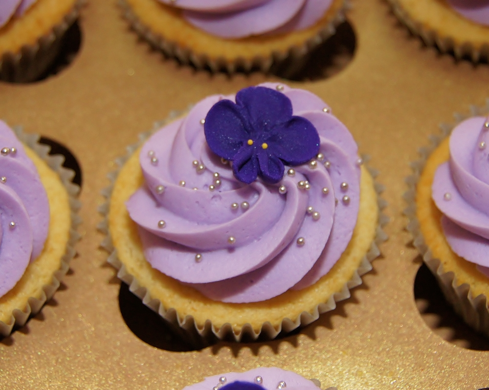 6 Photos of Purple Bridal Shower Cakes And Cupcakes