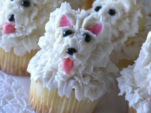 Cupcake Adorable Puppy