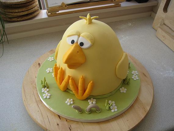 Cute Easter Cake Idea