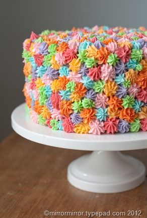 8 Photos of Cute Easy Cakes Decorated