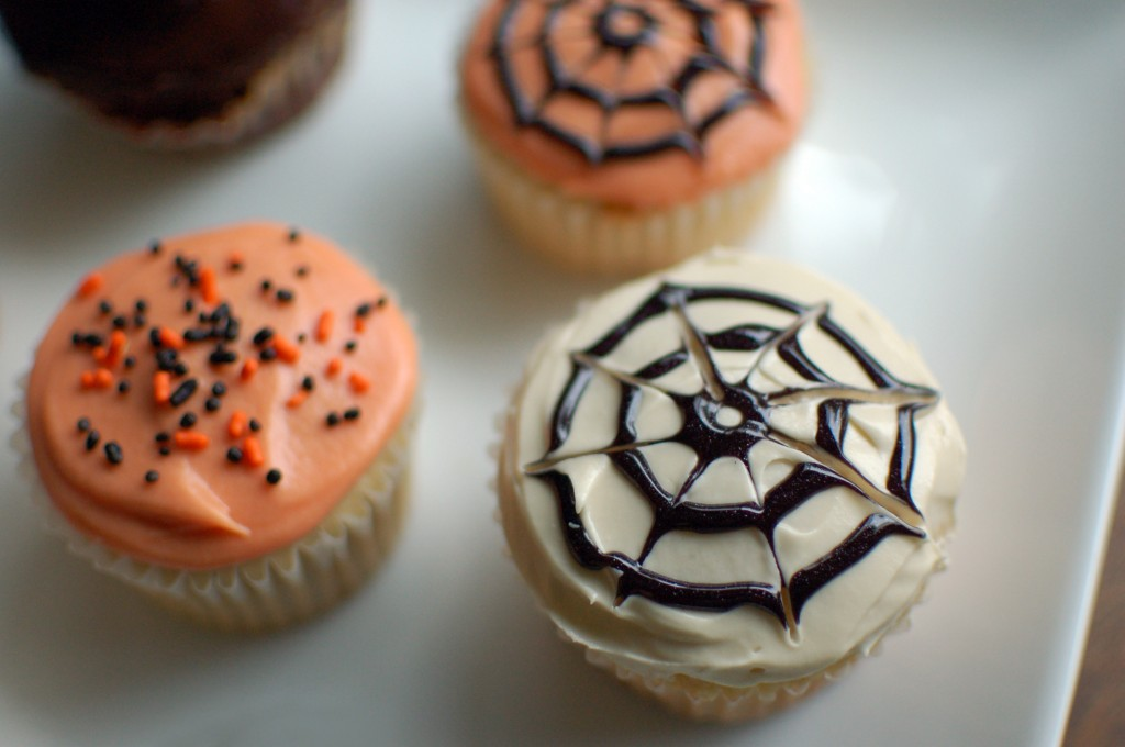 11 Photos of Best Easy Halloween Cupcakes