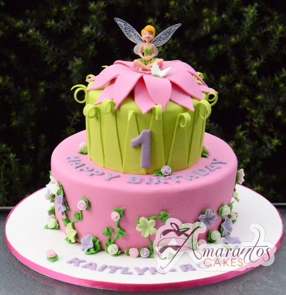 Astounding 11 1St Birthday Cakes Baby Fairy Photo Fairy Birthday Cake Funny Birthday Cards Online Inifodamsfinfo