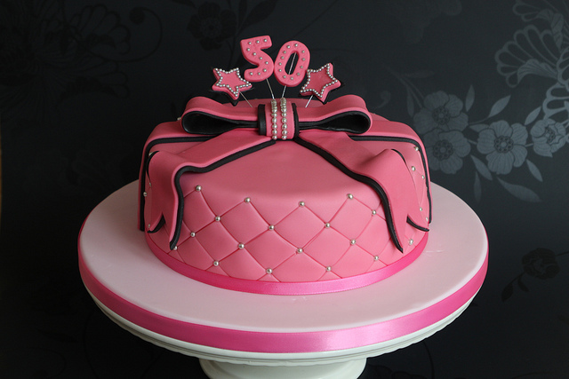 13 Photos of Orange Pink Black 50th Anniversary Cakes Sheet Cake