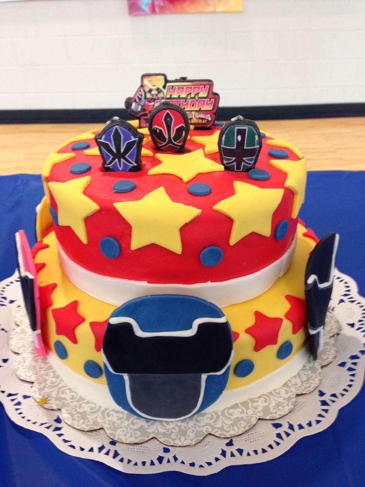 Brilliant 9 Iga Birthday Cakes Power Rangers Photo Power Ranger Birthday Personalised Birthday Cards Veneteletsinfo