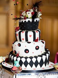 Queen of Hearts Alice in Wonderland Birthday