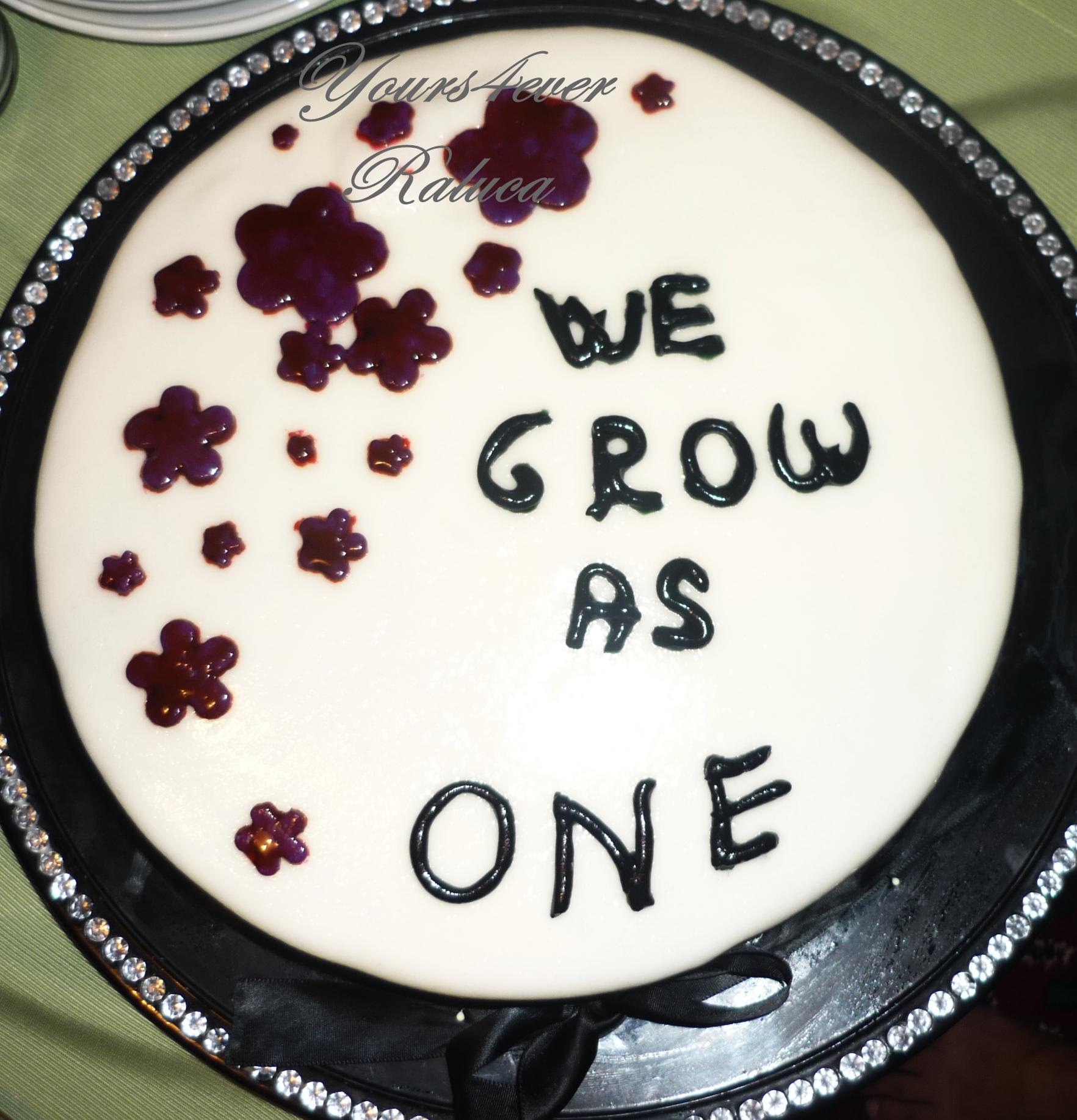 10 Year Work Anniversary Cake