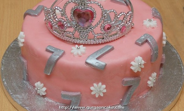 5 Year Old Birthday Cakes For Girls