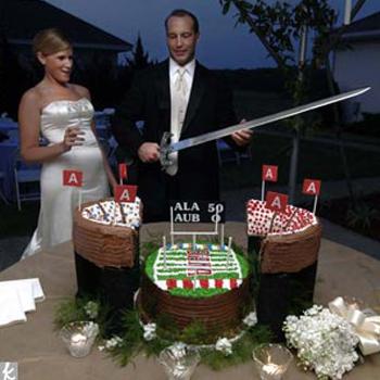 12 Alabama Inspired Wedding Cakes Photo Alabama Inspired Wedding