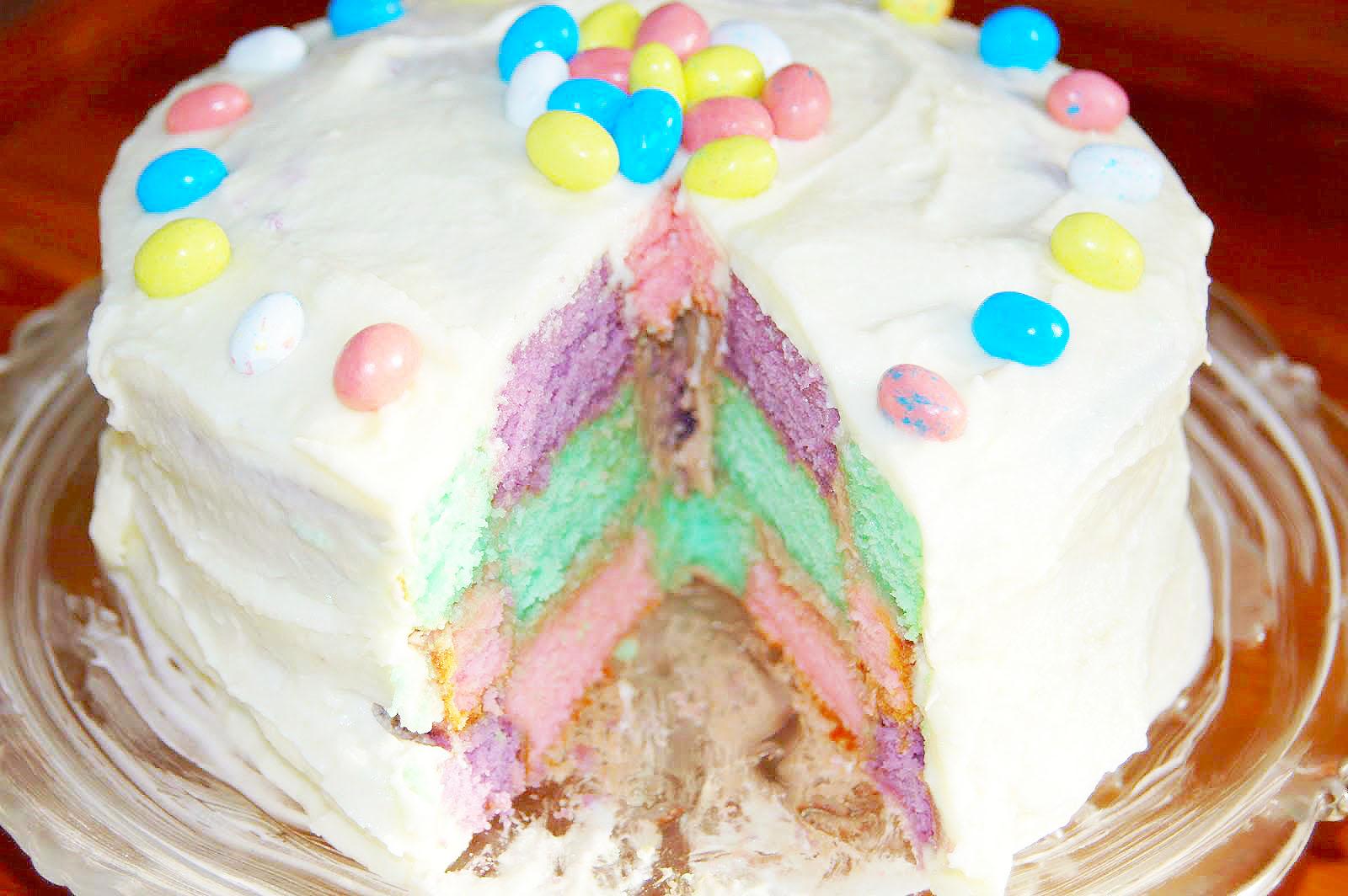 Betty Crocker Easter Cake