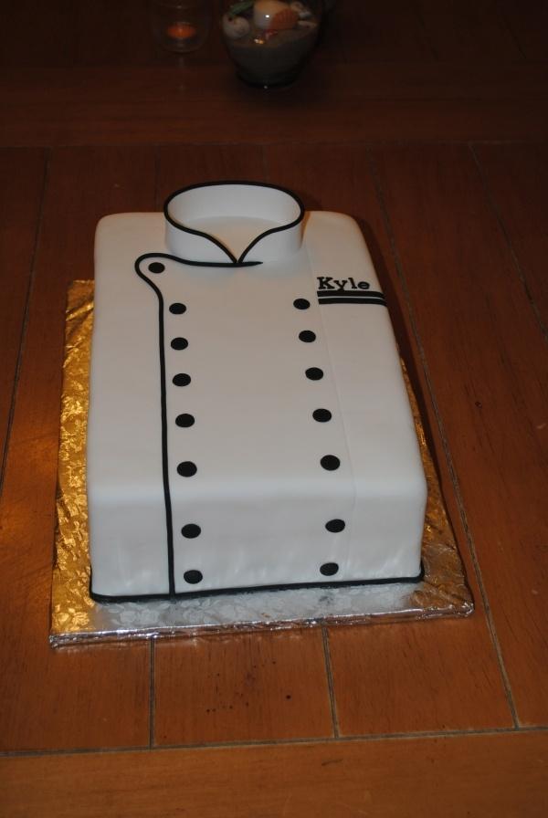 12 Photos of Chef Graduation Cakes