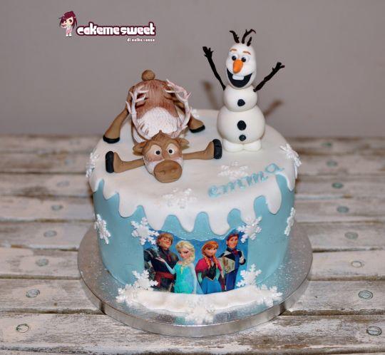 Disney Frozen Birthday Cakes Kroger