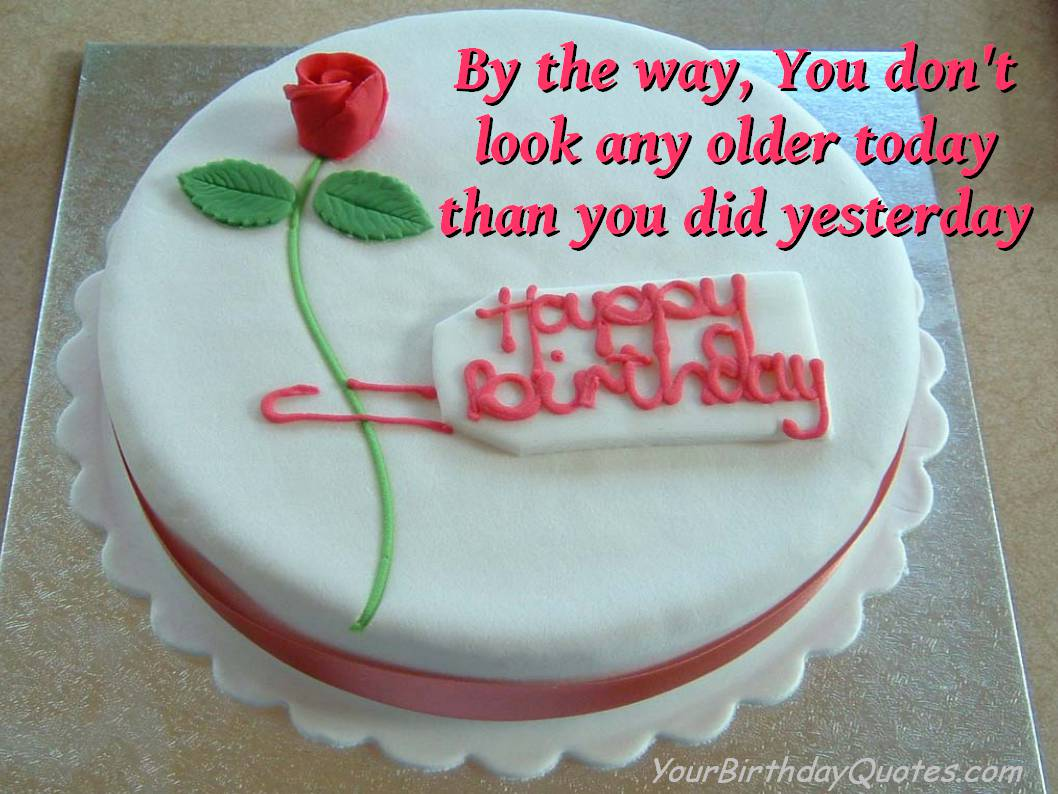 Magnificent 9 Birthday Cakes And Quotes Photo Funny Birthday Cake Sayings Funny Birthday Cards Online Elaedamsfinfo