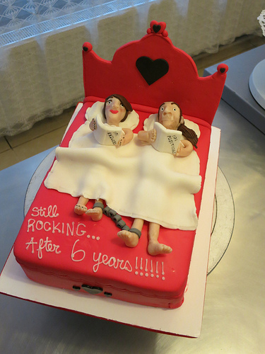 12 Photos of Hilarious Work Anniversary Cakes