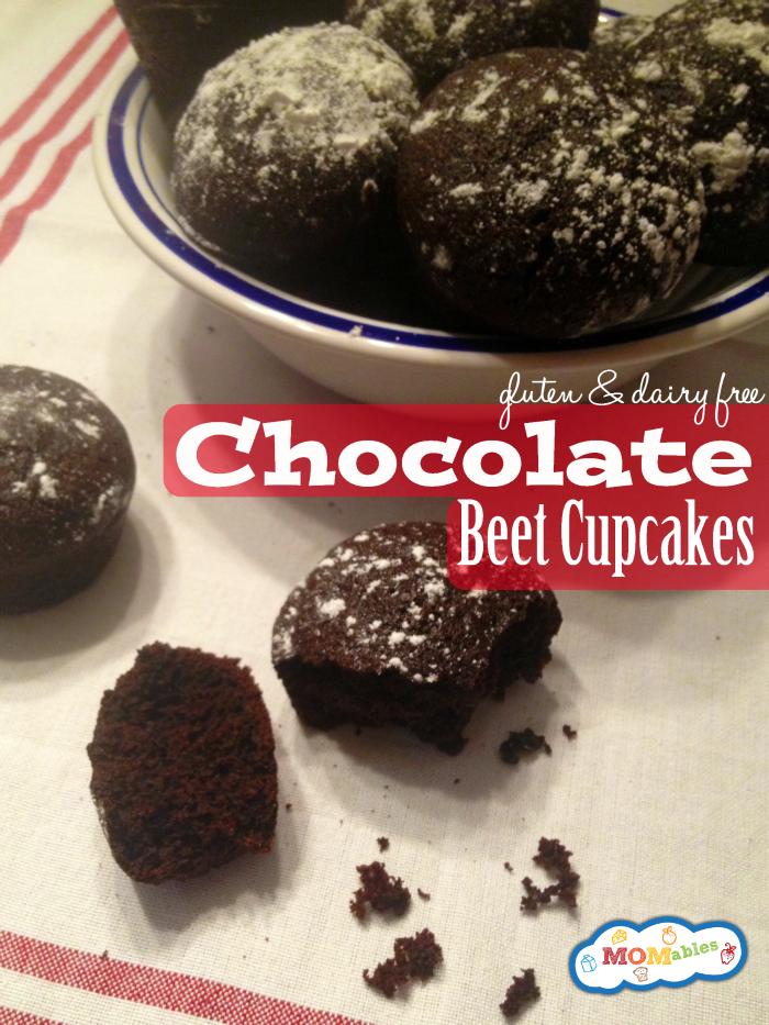 6 Photos of Chocolate Beet Cupcakes