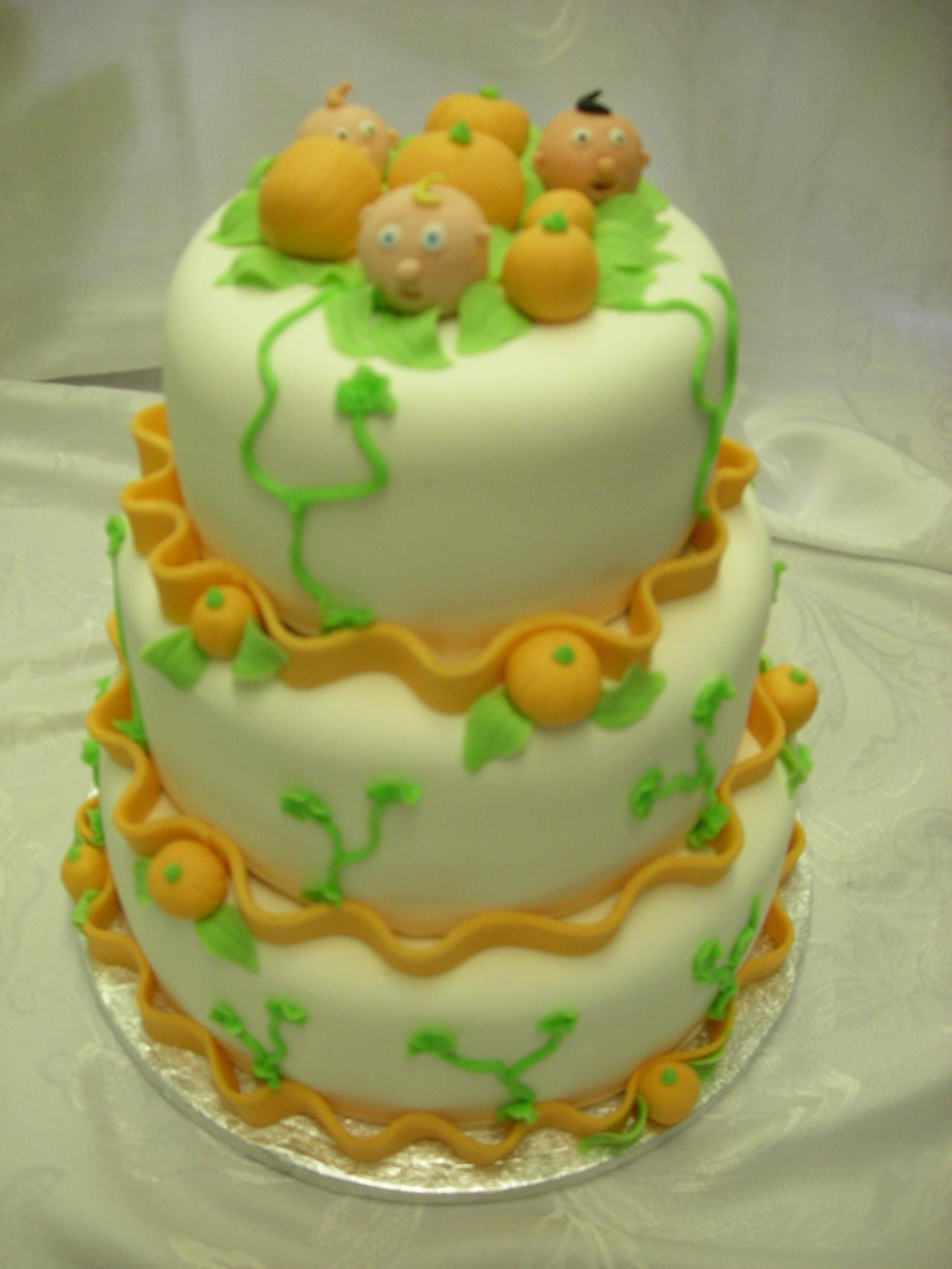 Harris Teeter Baby Shower Cakes